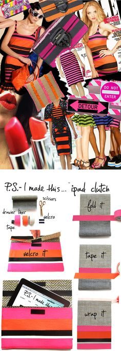 iPad Clutch « P.S. – I Made This…