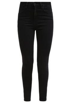 Levi's® LINE8 THE REBEL - Jeans Skinny Fit - black sateen za 259 zł (30.10.16) zamów bezpłatnie na Zalando.pl.