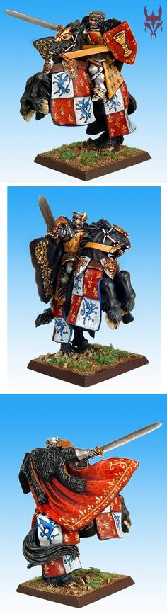 Arcaon conversion bretonnian duke