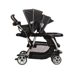 Graco Ready2Grow LX Stand Ride Stroller Metropolis Graco featuring polyvore