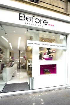 Nail Salon Design Decor Hair Interior