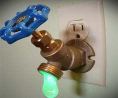 Drippy Faucet Nightlight $47