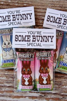 Cute simple and sweet easter gift idea visiting teaching gift youre some bunny special easter gift ideas negle Choice Image