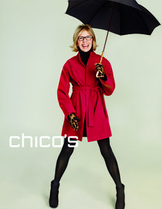 Diane Keaton, 65, finally lands a fashion campaign