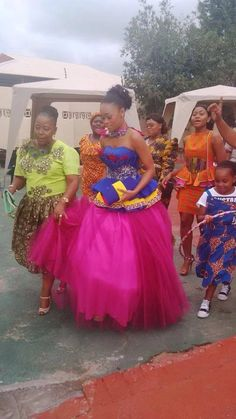 Sepedi Traditional Wedding Dresses Designs for Bridal Outfits<br> African Print Dresses, African Fashion Dresses, African Dress, African Prints, African Wear, Sepedi Traditional Dresses, African Traditional Wedding, African Wedding Attire, African Attire