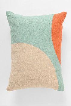 Char-Bea By Ashley G Circles Pillow