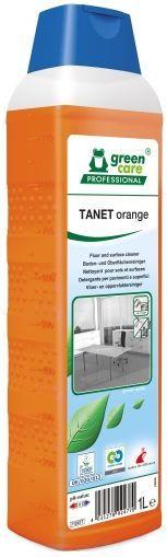 Detergent Tanet Orange TANA-2477, solutie universala pentru curatarea zilnica a tuturor suprafetelor lavabile.