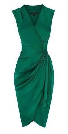Emerald green prom dress,cheap prom dress, sleeveless evening dress,simple party from modern sky - Cocktail dress - Emerald Green Cocktail Dress, Short Cocktail Dress, Cocktail Dress Classy Elegant, Emerald Green Dresses, Womens Cocktail Dresses, Classy Dress, Winter Cocktail Dresses, Black Cocktail Dress Outfit, Vintage Cocktail Dress