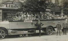Tag des Kaffees, Mein Sammlerportal, Kaffee, Berlin, alte Reklame auf sampor.de / MSP Berlin Photos, Berlin News, Historical Photos, Germany, Busse, Black And White, History, City, 1920s