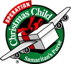Operation Christmas Child great charity I do every year :)