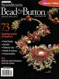 Bead & Button Magazines - This is a paid service