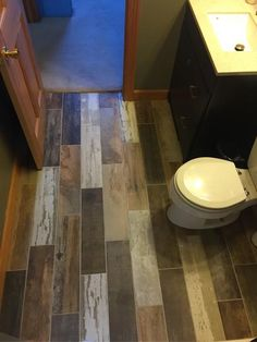 MARAZZI, Montagna Wood Vintage Chic 6 in. x 24 in. Porcelain Floor and Wall Tile (14.53 sq. ft. / case), ULRW624HD1PR at The Home Depot - Mobile