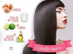 Yahoo Vida y Estilo en Español Beauty Care, Beauty Skin, Hair Beauty, Healthy Relaxed Hair, Healthy Hair, Beauty Secrets, Beauty Hacks, Beauty Tips, Tips Belleza