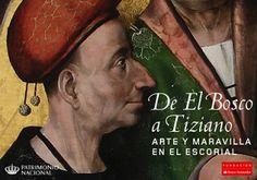 Una interesante exposición centrada en torno al Real Monasterio de San Lorenzo de El Escorial.