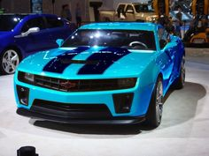 blue chevy camaro | Chevy to use for the Camaro? - Camaro5 Chevy Camaro Forum / Camaro ...