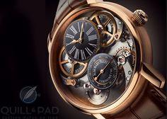 Audemars Piguet Jules Audemars Chronometer in pink gold