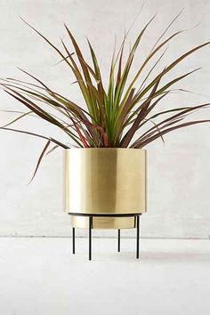 Adelphi Metal Planter from Urban Outfitters