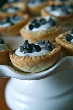 Cannoli Tarts... another delicious version!