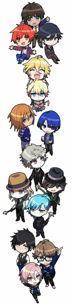 Essential Guy Style Rules That'll Help You Look Taller Uta no Prince sama