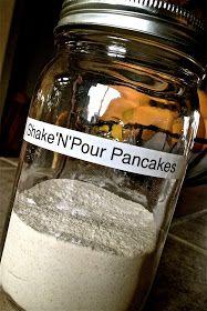 Thrive Life- Thrivin' with Kelli: Shake 'N' Pour Pancakes