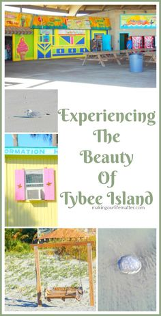 Experiencing The Beauty Of Tybee Island