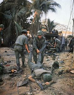 Going home early, but at a price. #VietnamWarMemories