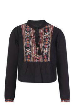 Aztec Embroidered Peasant Top from Mr Price R119,99