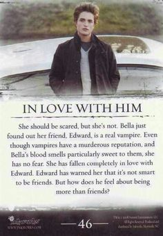 #TwilightSaga #Twilight - In Love With Him #46