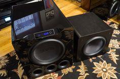 #16Ultra #PortedSub #AudioExcellence #SVS #SoundRevolution #HomeTheater