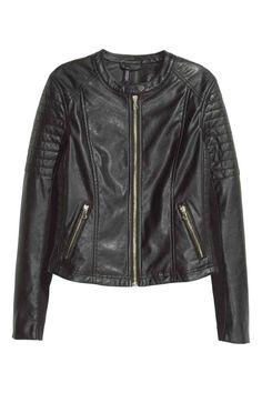 Biker jacket   H&M
