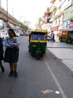 Street View, India, Goa India, Indie, Indian