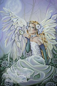 Jessica Galbreth Prints | Fairy Art and Gifts from Fantasy Artists at Fairies and Fantasy