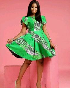 CREATIVE AND CUTE ANKARA FLARE GOWNS, Ankara styles Fashion Trends, Short Gowns.check out these latest african fashion trends we have lined up for you today. They look classic and absolutely gorgeous. African Fashion Designers, Latest African Fashion Dresses, African Dresses For Women, African Print Dresses, African Print Fashion, African Attire, African Wear, African Women, African Prints