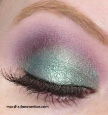 I'm wearing this beautiful combo tonight - Steamy on the lid and nocturnelle in the crease!  Gorgeous!