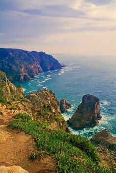 travelingcolors: Cabo da Roca   Portugal (by JAG_50D)