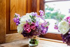 Wedding bouquet - Bartlett Pair Photography