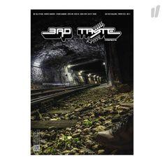 Bad Taste #14 Hamburg Magazin - http://www.overkillshop.com/de/product_info/info/11756/