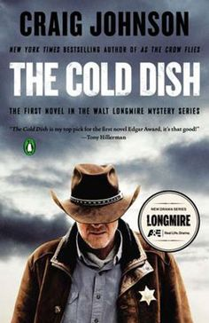 MAJOR LONGMIRE SWEEPSTAKES! Enter for a chance to win the complete set of Longmire novels + a poster signed by Craig Johnson!