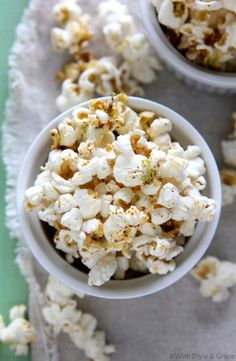 RECIPE RADAR | Flavored Popcorn