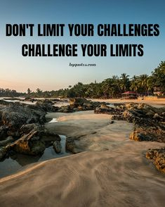 Your Limits #bymyquotes #successquotes #hardwork #englishquotes #mindset #ewordpower #personaldevelopment #lifequotes #lifelessons