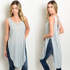 """🆕Top 💚Bundle to save💚 💢PRICE FIRM UNLESS BUNDLED💢  🔹Sage Tunic Top 🔹 🔹Fabric Content: 65% POLYESTER 35% RAYON🔹 🔹Made in USA🔹 🔹Size recommendations: 