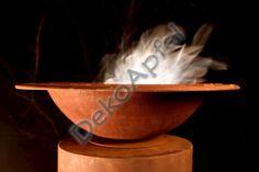 Feuer Schale: Saremo Edelrost Incense, Design, Baroque, Objects, Characters, Design Comics