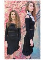 Black lace dress Lace Dress, Fairy, How To Wear, Black, Dresses, Vestidos, Black People, Lace Dresses, Dress