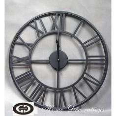 hodiny Clock, Wall, Home Decor, Watch, Decoration Home, Room Decor, Clocks, Walls, Home Interior Design