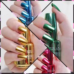 Nail Gel Hearty 3d Cat Eye Nail Polish Magnetic Aurora Series Magic Stick Gradient 10ml Varnish Nail Art Lucky Lacquer Semi Permanent To Ensure Smooth Transmission Beauty & Health