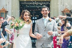 Samantha and Nik's Rose Gold and Pastel Homemade Nottingham Wedding by Firsthand Photogr...