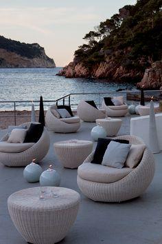 Why Teak Outdoor Garden Furniture? Outdoor Lounge, Outdoor Spaces, Outdoor Chairs, Outdoor Living, Outdoor Decor, Adirondack Chairs, Balcony Furniture, Garden Furniture, Furniture Decor