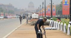 Yoga Day to rival Republic Day celebrations: Mega preparations begin at Rajpath