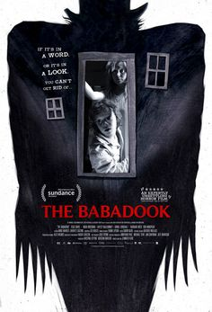The Babadook, an Australian horror movie centered around a widowed single mother, her son and the monster he has nightmares about. It is really, really scary and really, really well made!  Lead actress Essie David has a standout performance, but the equally great is the monster conjured up by debut writer & director Jennifer Kent.  Highly recommended. Also when I googled the title it turned out a lot of suites are streaming it online, in full, for free. What's up with that?
