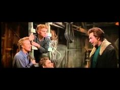 Howard Keel singing Those sobbin women from seven brides for seven brothers